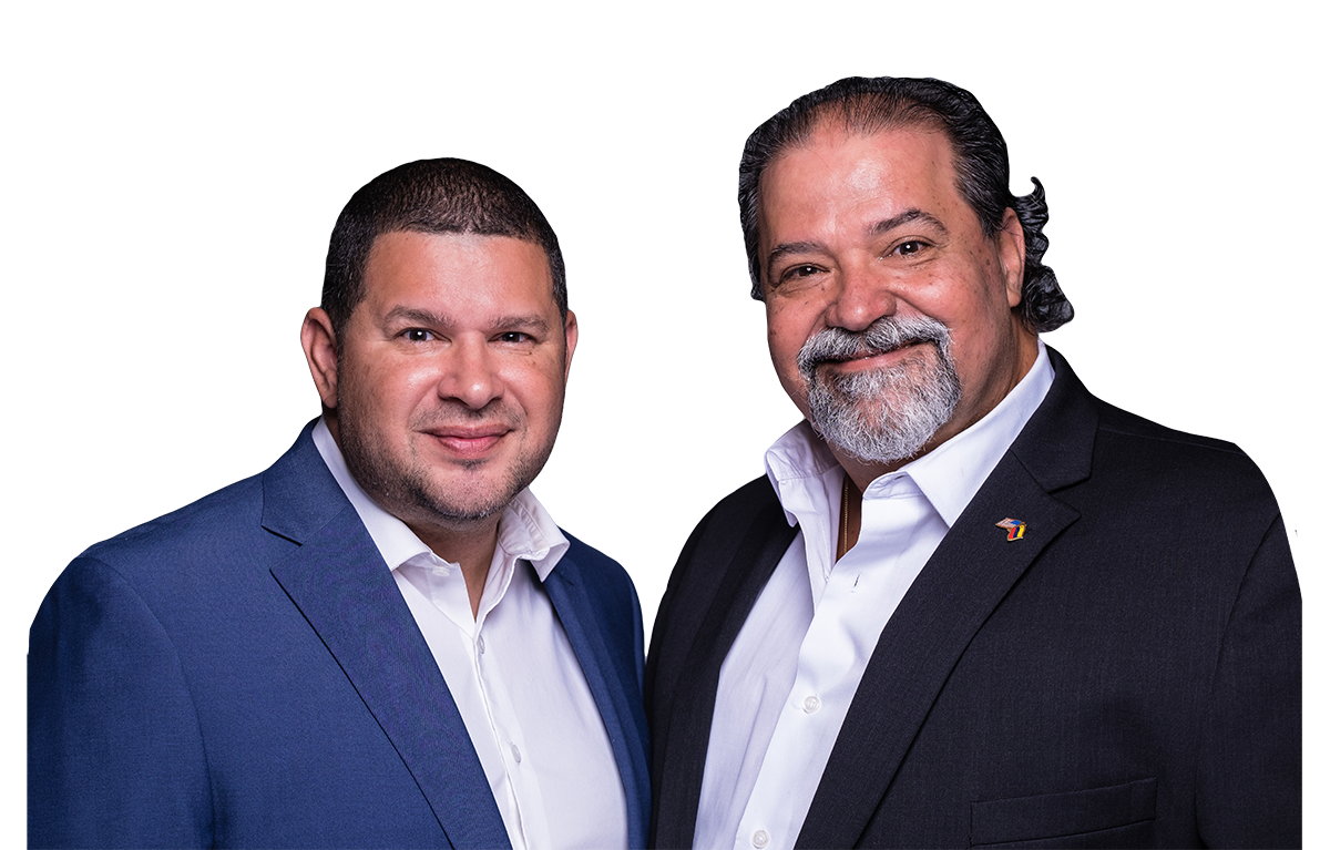 richard and juan accident agents