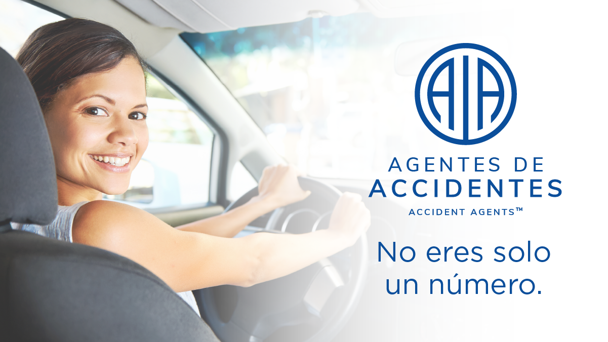 Agentes De Accidentes - You Are Not Just A Number