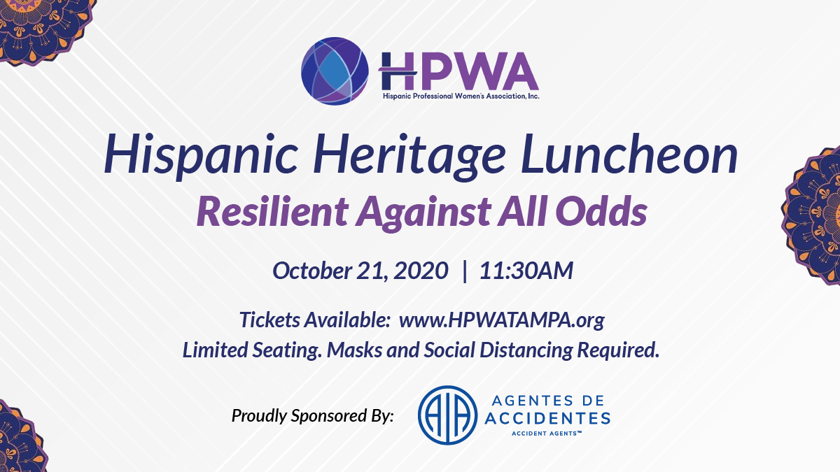Hispanic Heritage Luncheon - Facebook