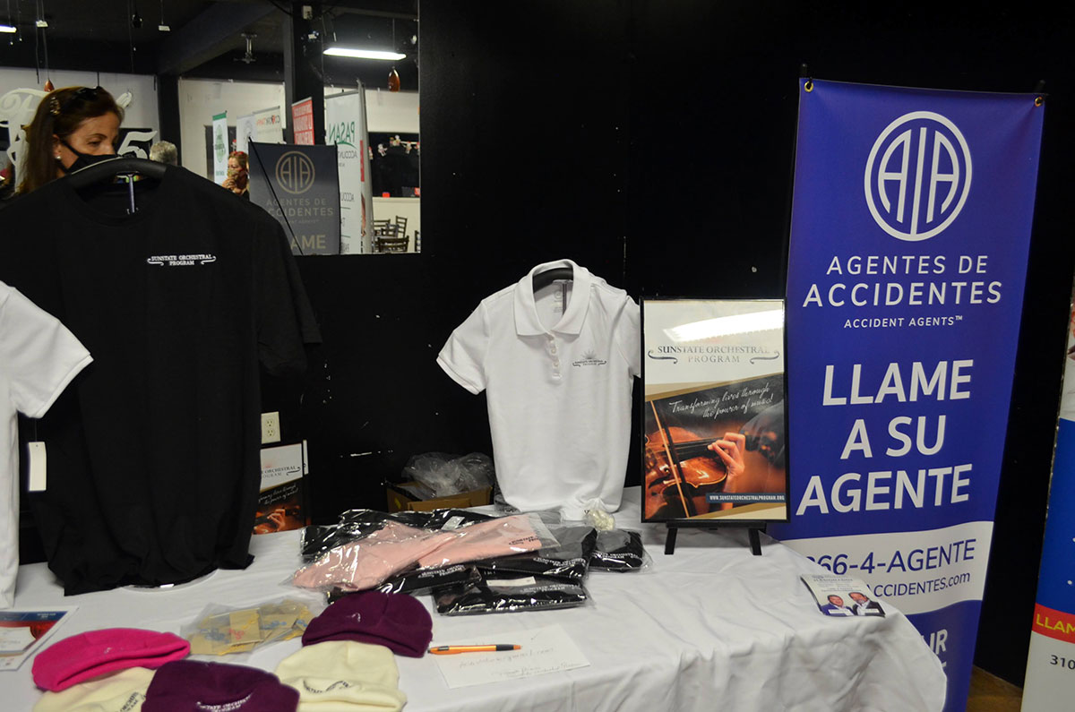 Accident Agents Sponsors Sunset Orchestra
