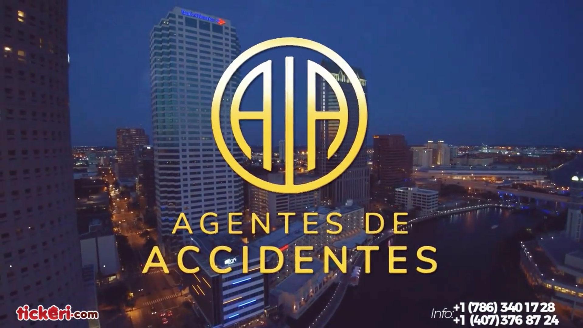 agentes de accidentes sponsors events