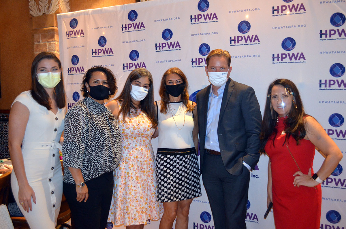 Accident Agents Sponsors HPWA Luncheon in Tampa