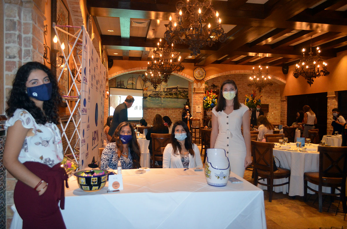 Accident Agents Sponsors HPWA Lunch Event