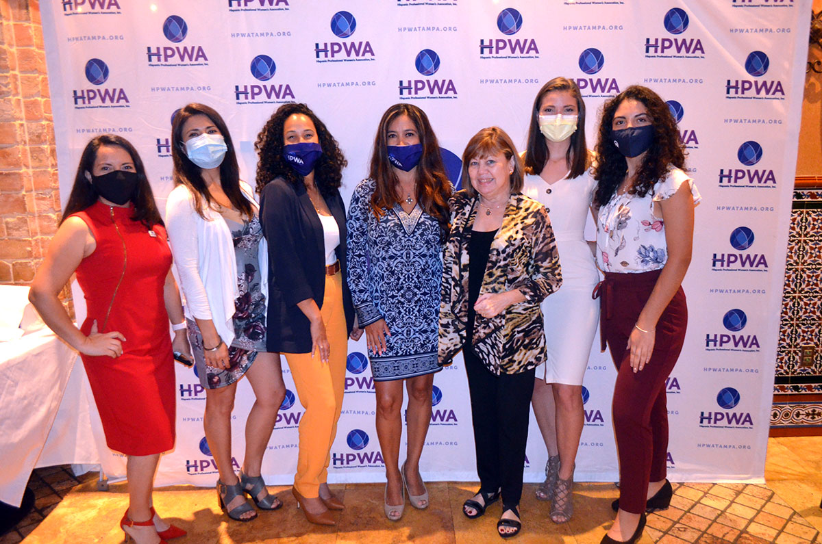 Accident Agents Sponsors HPWA Luncheon Event