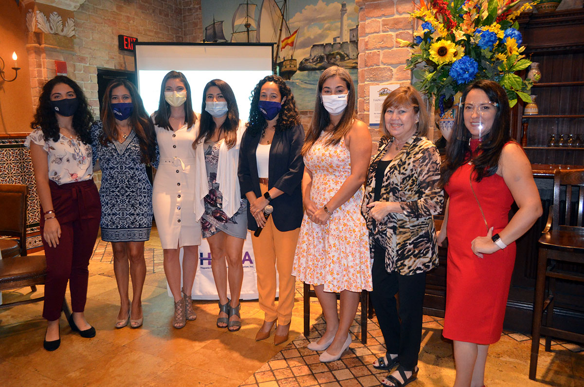 Accident Agents Sponsors HPWA Luncheon Event in Tampa