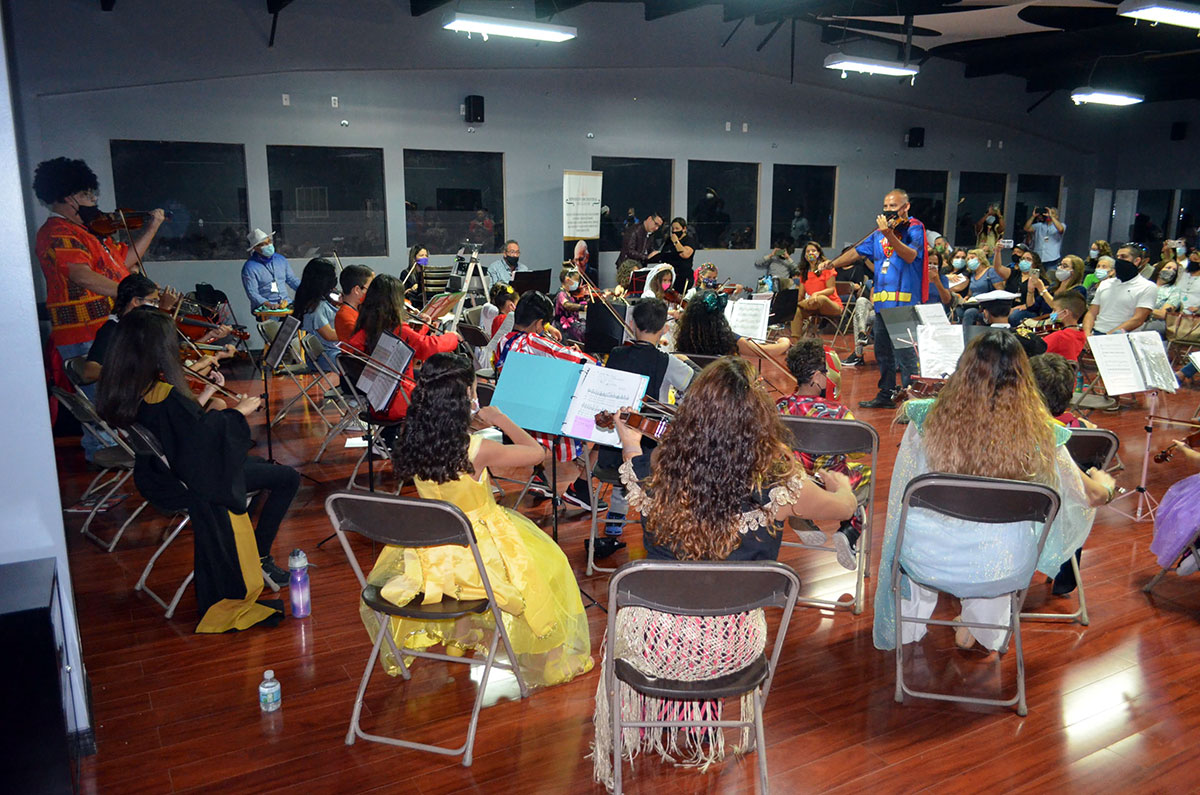 Accident Agents Sponsors Sunset Orchestra in Tampa