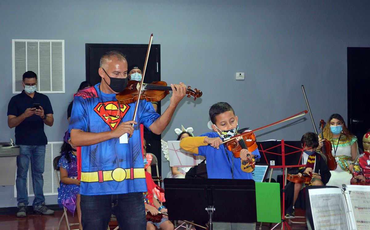 Accident Agents Sponsors Sunset Orchestra in FL