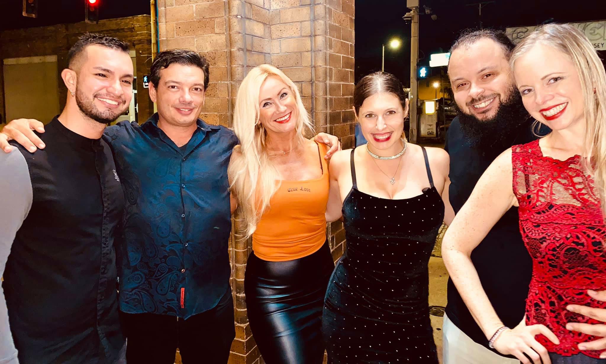 Accident Agents Sponsors Bachata Thursdays with Dance Flow