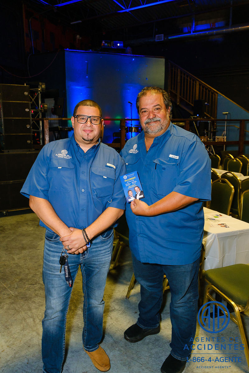 Accident Agents Sponsors Jean Carlos