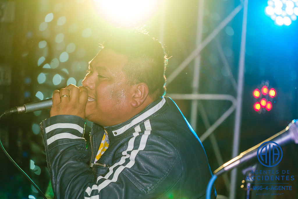 Accident Agents Sponsors Jean Carlos Concert