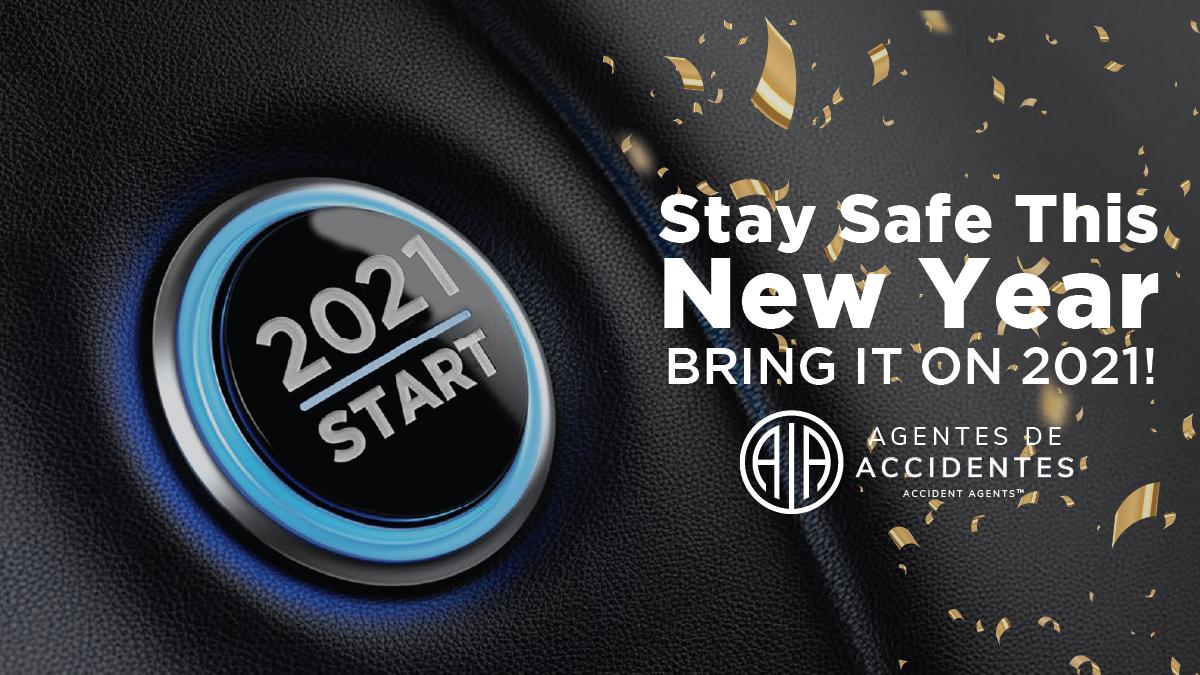 Agentes De Accidentes - ¡Feliz año nuevo!